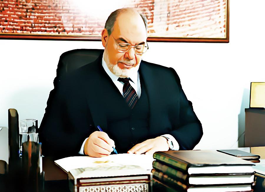 السيرة الذاتية للدكتور طه جابر العلواني